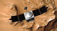 Latest Mars satellite launched by the US arri