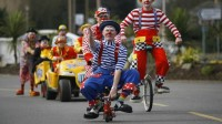 Clowns are banned in certain French towns