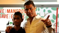 Adopted son of Cristiano Ronaldo signs with S