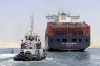 Egypt to open the new Suez Canal shipping lan