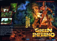 Green Inferno is thriller entertainer with se