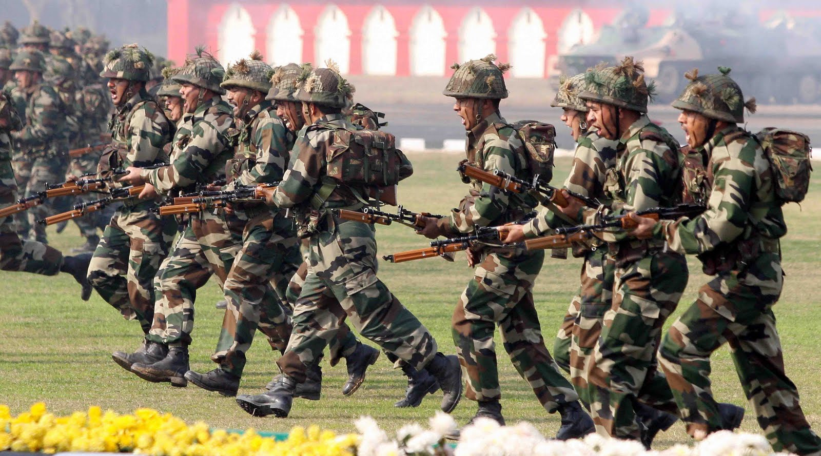 Pune to host the ever largest military drill next year