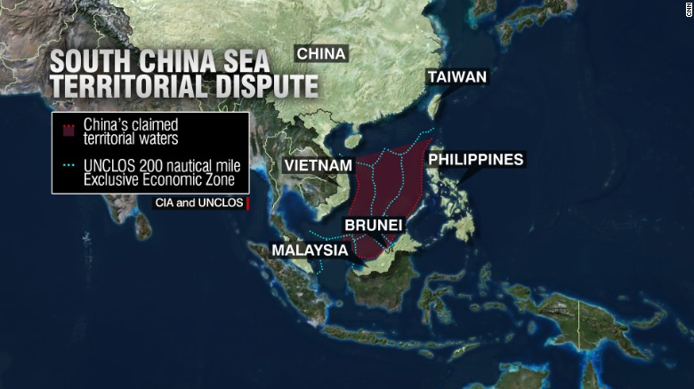 China warns US over its provocative actions