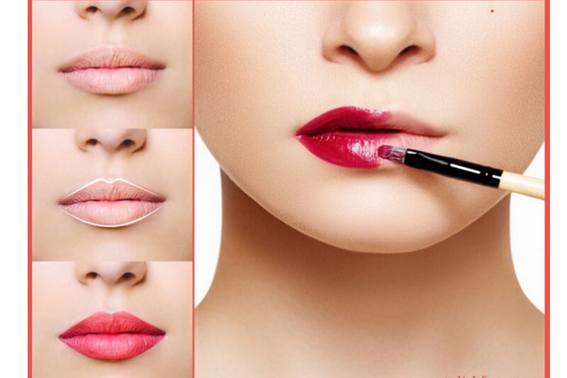 how to make lips look fuller with makeup